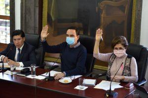 Aprobó Cabildo elecciones para cambio de jefes de Tenencia Zamora