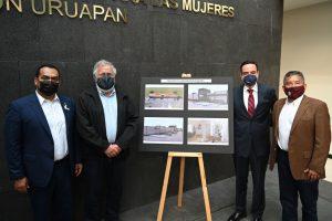 Zamora tendrá Centro de Justicia Integral para las Mujeres