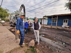 Mejoran condiciones de la Avenida Lázaro Cárdenas Norte